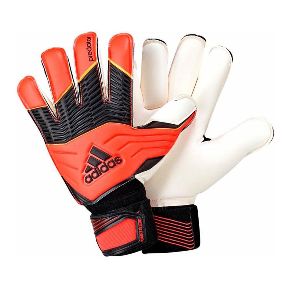 adidas predator roll finger keepershandschoenen infrared black ... 9df7af140